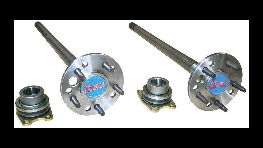 1949-1954 Chevy Car Currie 9″ Rear Axle