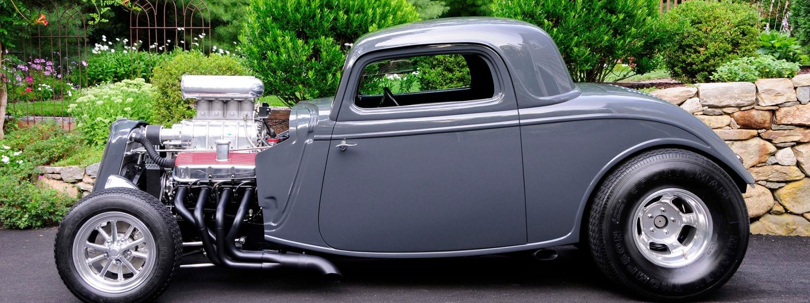 1933 Ford Coupe - Dave Bagdon